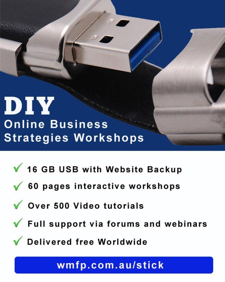 WMFP training USB
